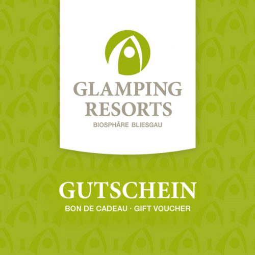 glamping resort voucher