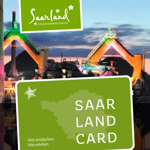 picture of the SaarLandCard