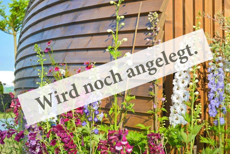 Der Sonnengarten im Glamping Resort Biosphäre Bliesgau