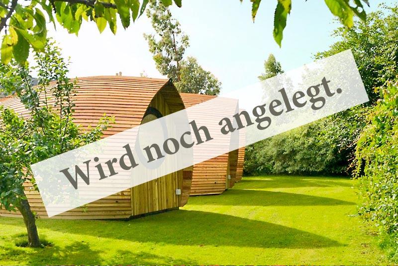 Der Obstgarten im Glamping Resort Biosphäre Bliesgau