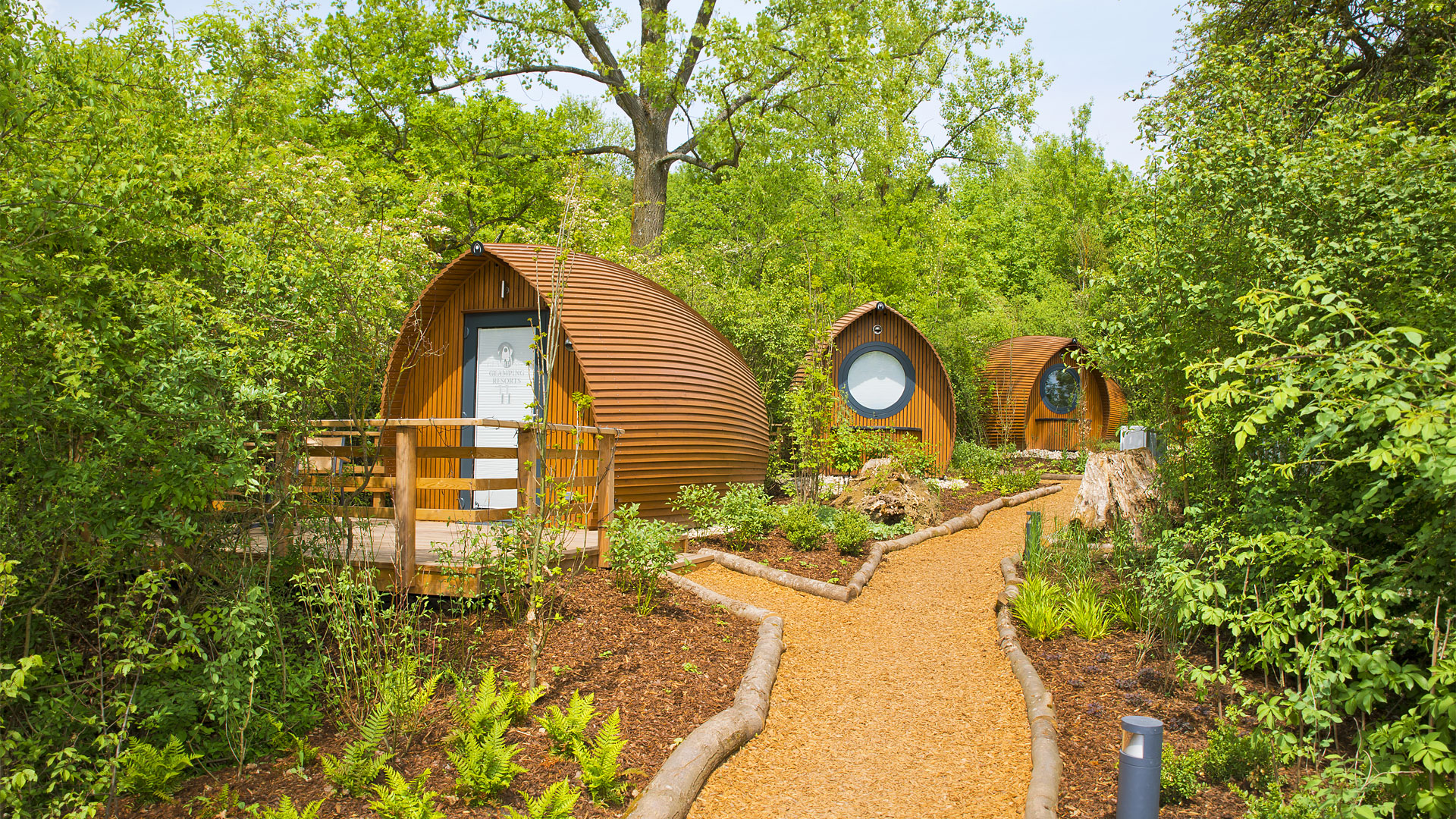 Welcome to the glamping resorts
