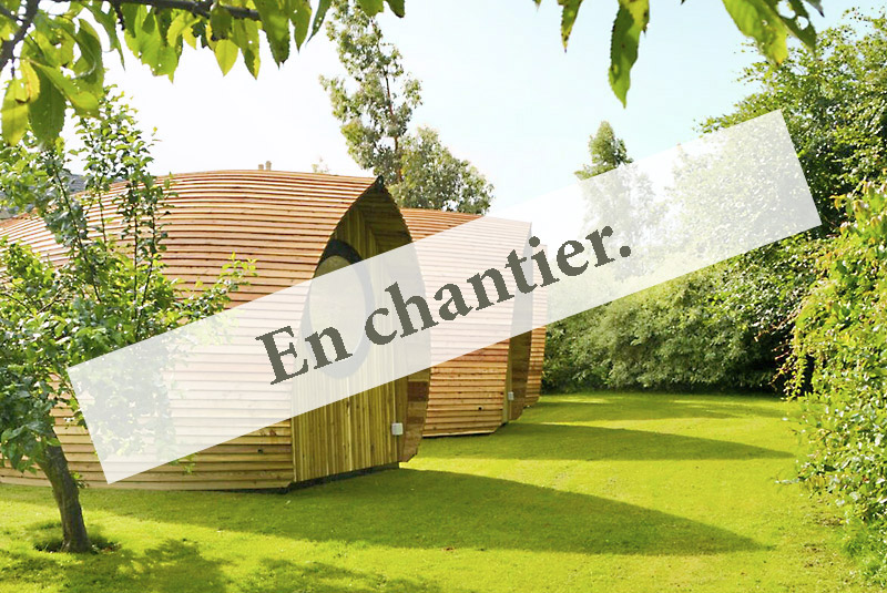 Le verger du Glamping resort